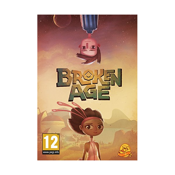 Broken Age - English Edition