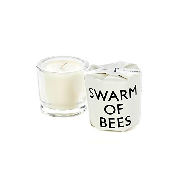 Tatine - Swarm of Bees Scented Candle (Non-GMO Soy + Vegetable Wax Blend)