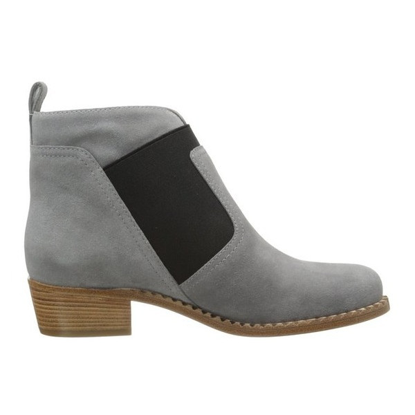 Marc by Marc Jacobs Layered Ankle Boot, Grey
