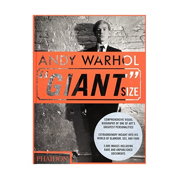 "Andy Warhol ""Giant"" Size, Regular Format"