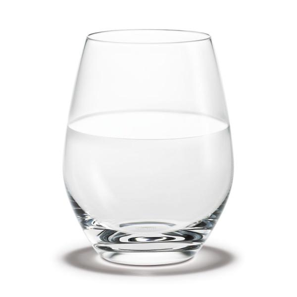 Holmegaard Cabernet Stemless Glass Water Goblet