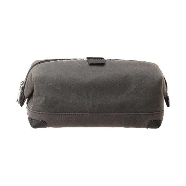 Jack Spade Men's Kit NYRU0008 Travel Kit,Chocolate,One Size