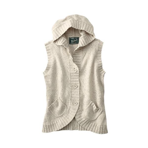Woolrich Women's Verona Vest, STONE (Gray), Size XXL