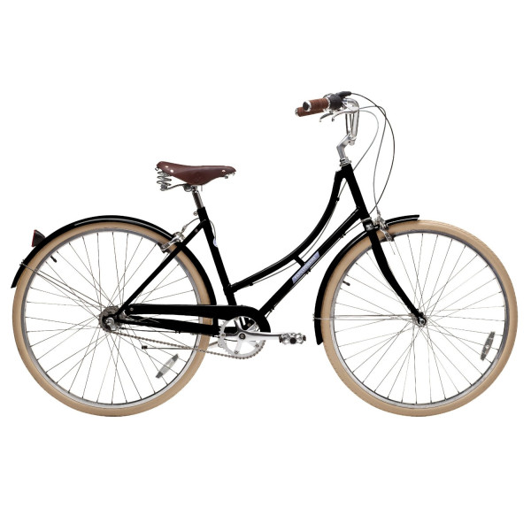 Papillionaire Sommer 8 Speed Vintage City Bike
