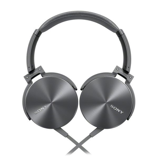 Sony Extra Bass Smartphone Headset, Silver