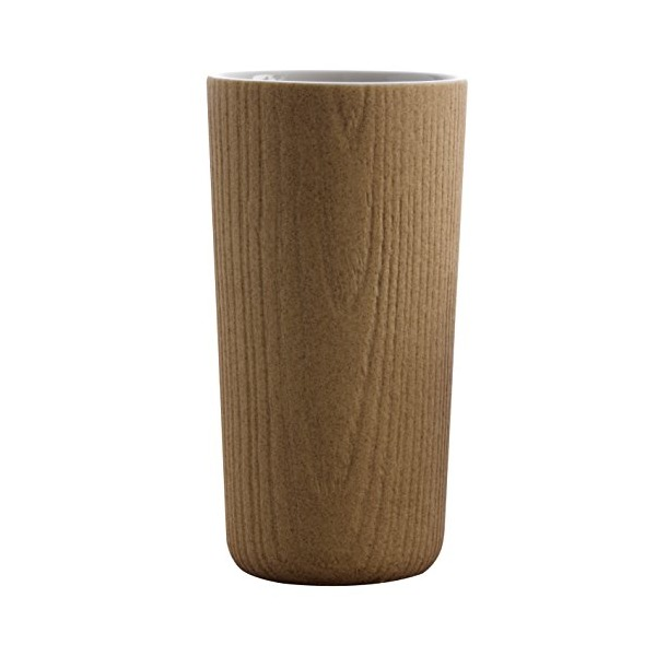 Toast Living USA 2-Piece Mu-Water Cups, Oak