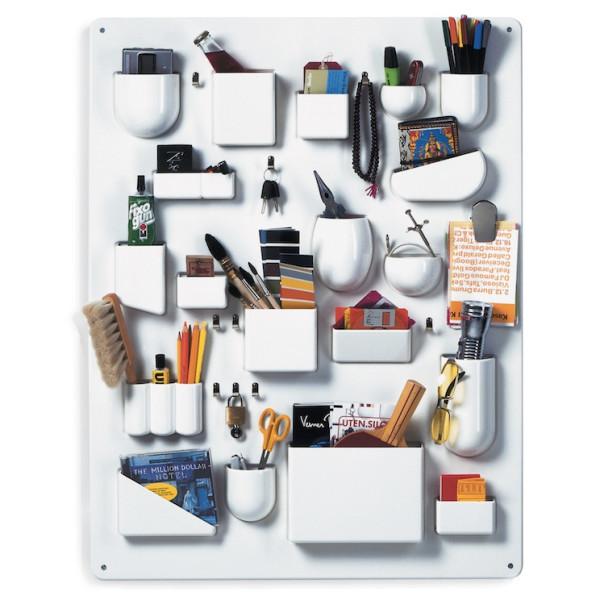 Uten.Silo Storage System by Vitra, White, Large