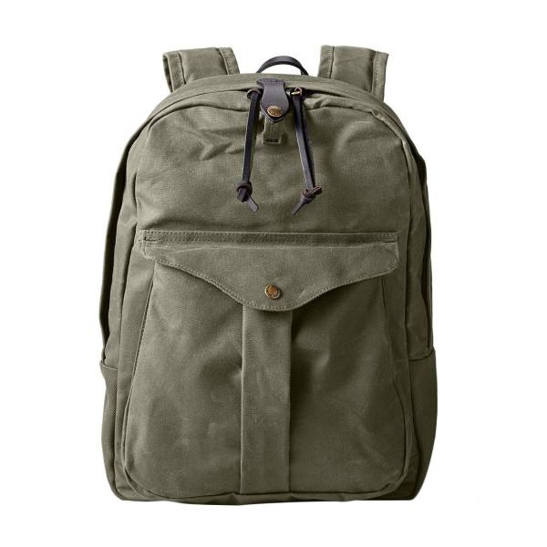 Filson Twill Backpack, Otter Green