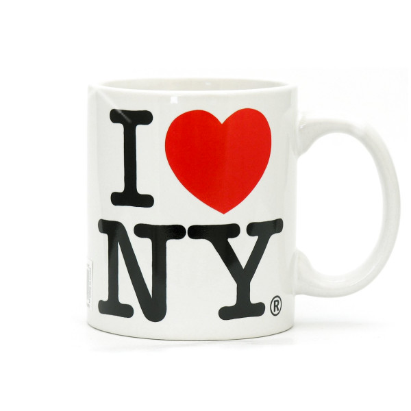 I Heart NY Coffee Mug