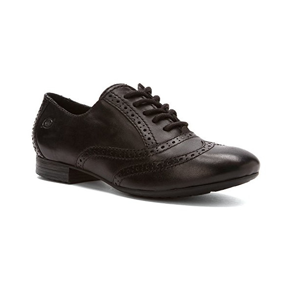 Born Women's Black Bristol 8 B(M) US