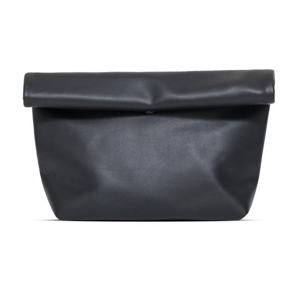 Leather Clutch Handbag