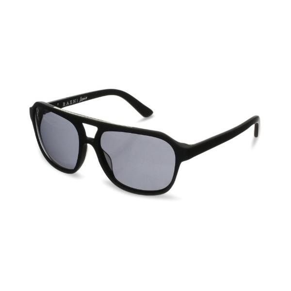 Raen Lomis Wayfarer Sunglasses, Matte Black