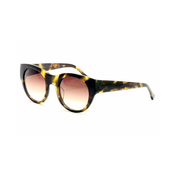 Elizabeth And James Women's Bedford Brown Tortoise Retro Sunglasses