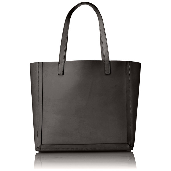 LOEFFLER RANDALL Open Travel Tote, Black