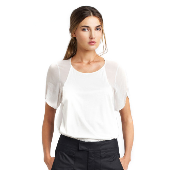 Helmut Lang Women's Vena Top