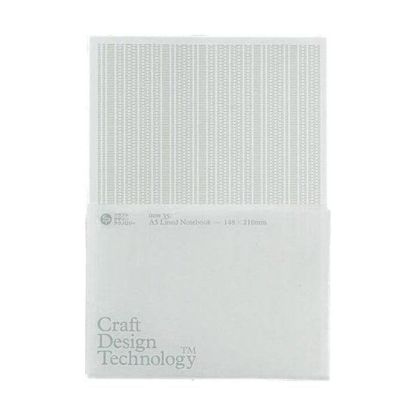 CDT craft design Tekuronoji over CDT notebook GR A5 TKPH1-027A5GR (japan import)
