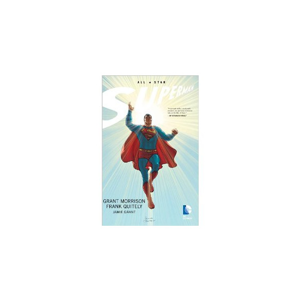 All Star Superman [Paperback]