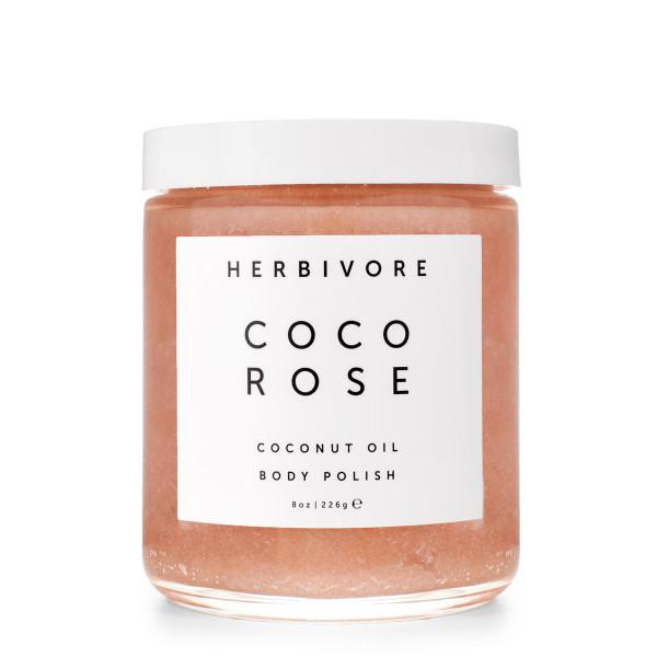 Herbivore Botanicals Coco Rose Body Polish Sugar Scrub