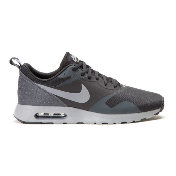 Nike Men's Air Max Tavas, Black/Grey