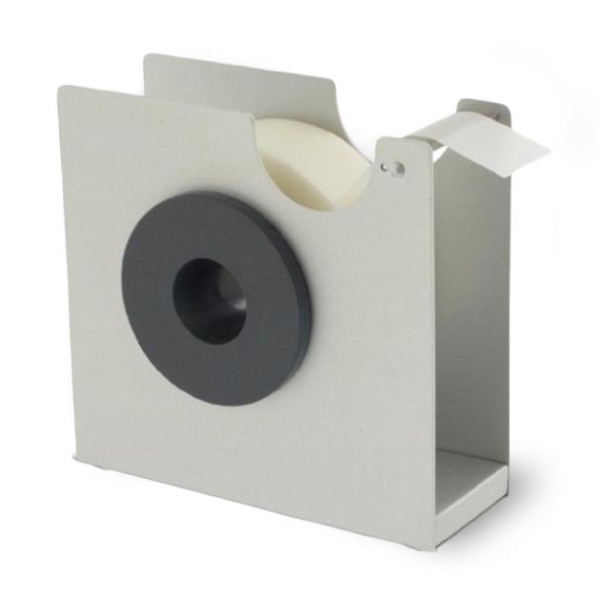 Lexon BoxIt Tape Dispenser, aluminum
