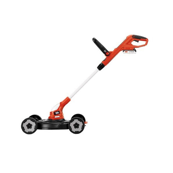 Black & Decker 12-Inch Electric 3-in-1 Trimmer/Edger and Mower