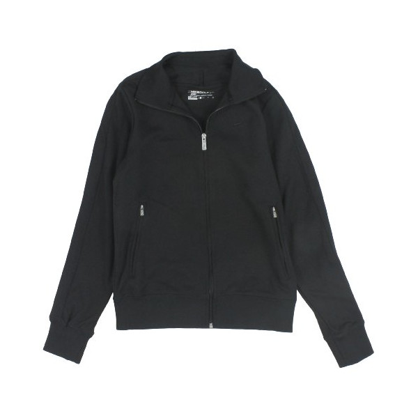 Nike Golf Full Zip Jacket, Black