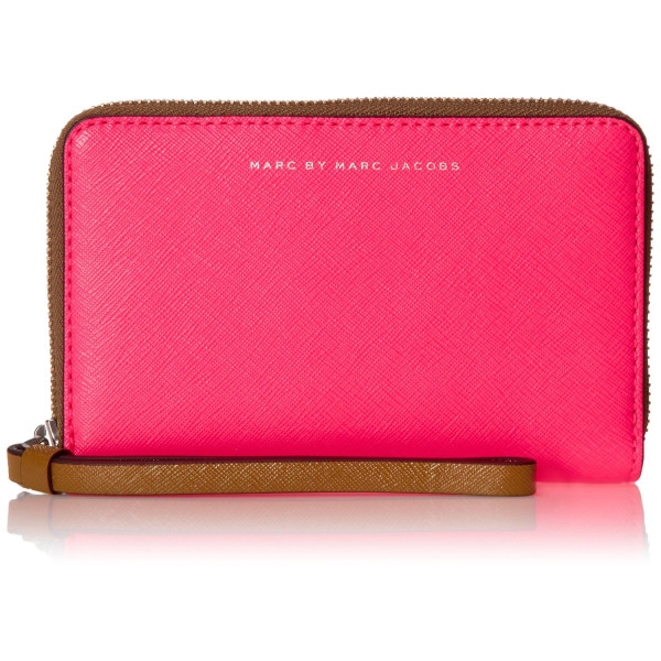 Marc by Marc Jacobs Sophisticato Colorblocked Wingman Wallet