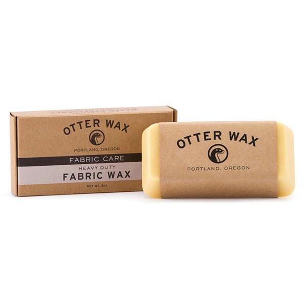 Otter Wax, All Natural Canvas Wax, 5oz Bar
