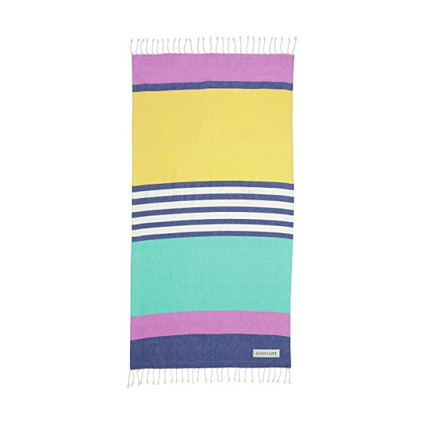 Sunnylife Fouta Towel Brighton, One Size