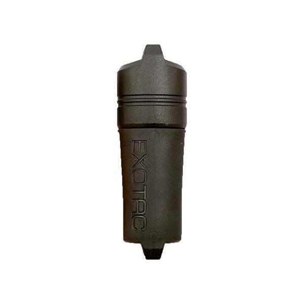 Exotac FireSLEEVE Waterproof Lighter, Black