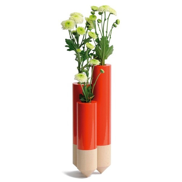 PIK Vase, Red