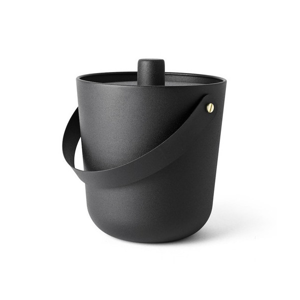 Menu Wide Fire Bucket Lamp with Oil Container