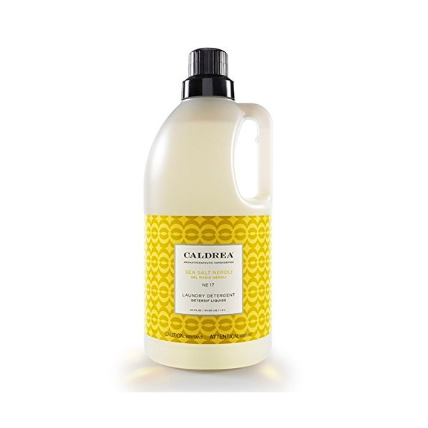 Caldrea Laundry Detergent - 64 oz - Sea Salt Neroli