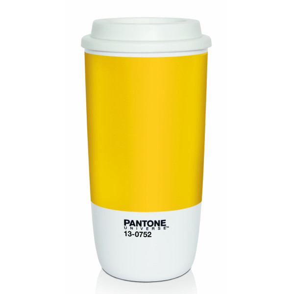 Pantone Universe To-Go Cup, Buttercup