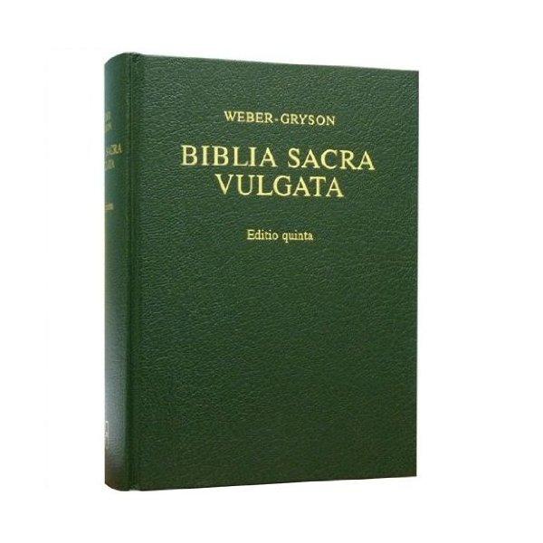 Biblia Sacra Vulgata (Vulgate): Holy Bible in Latin