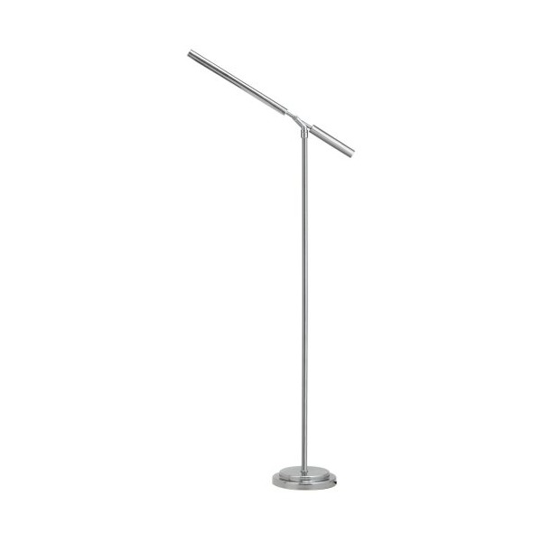 OttLite T92BNT Vero Floor Lamp in Brushed Nickel