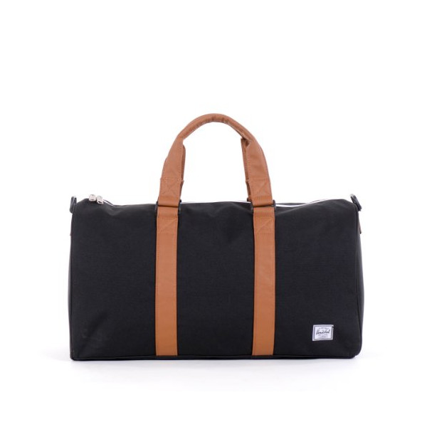Herschel Supply Co. The Novel Duffle Bag One Size Black