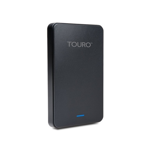 HGST Touro Mobile 1TB USB 3.0 External Hard Drive, Black