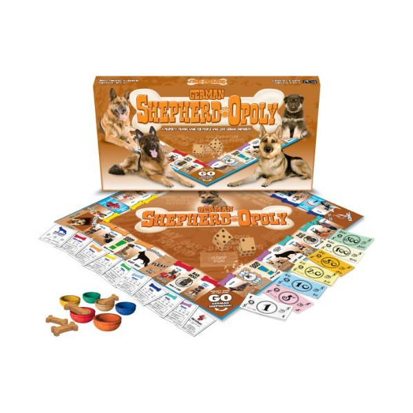 German Shepherd-opoly