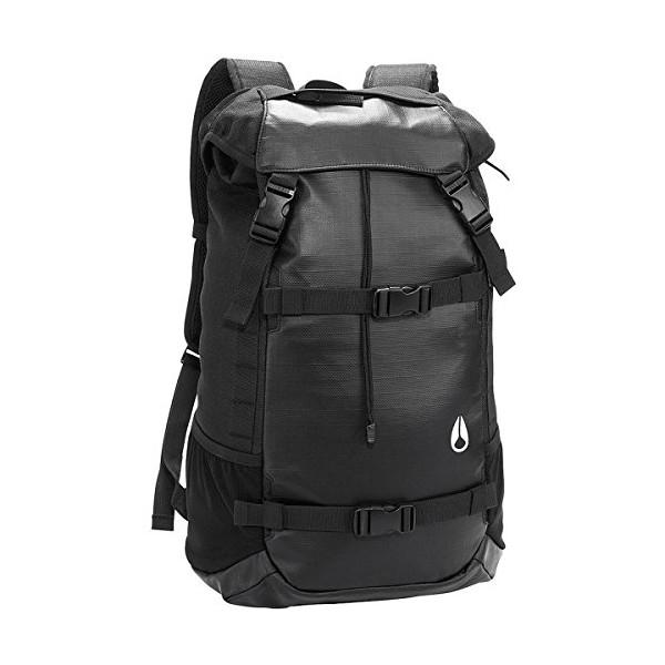 Nixon Landlock II Backpack Black, One Size
