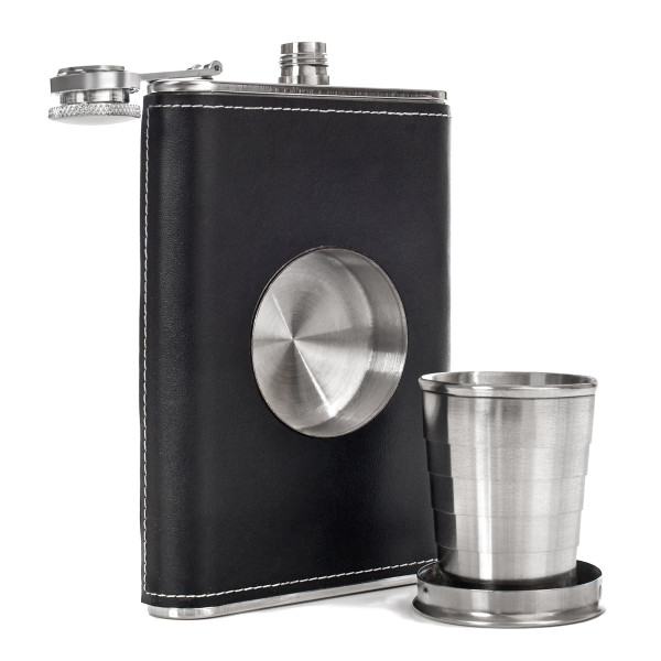 Decodyne Shot Flask