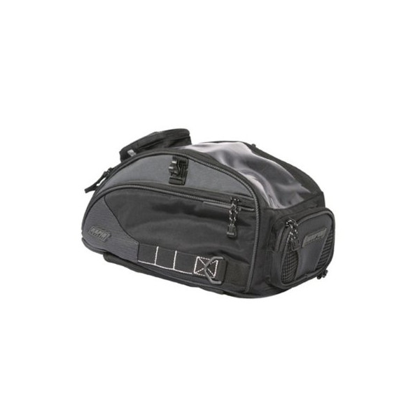 Rapid Transit Recon/19 Magnetic Tank Bag Black/Gunmetal