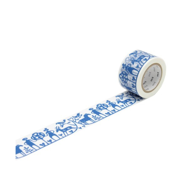 Mt Washi Masking Tapes MT Bengt & Lotta - Adam & Eve
