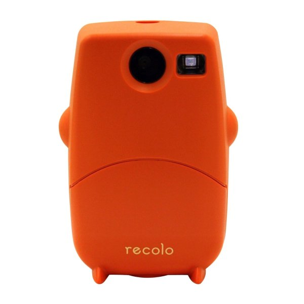Recolo Interval Recorder - Orange