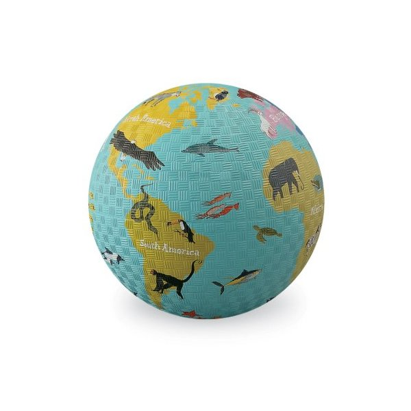 Crocodile Creek World 5 Playground Ball