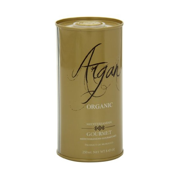 Mediterranean Gourmet Argan Oil, 8.45 Ounce