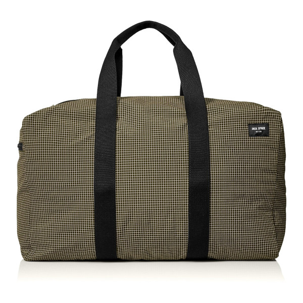 Jack Spade Packable Ripstop Duffle Bag, Tank