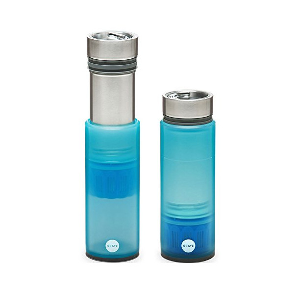 GRAYL Quest Tap Water Filtration Cup - Blue