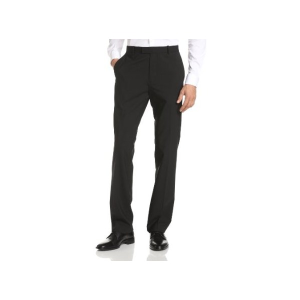 Theory Men's Kody New Tailor Suit Pant, Black, 30