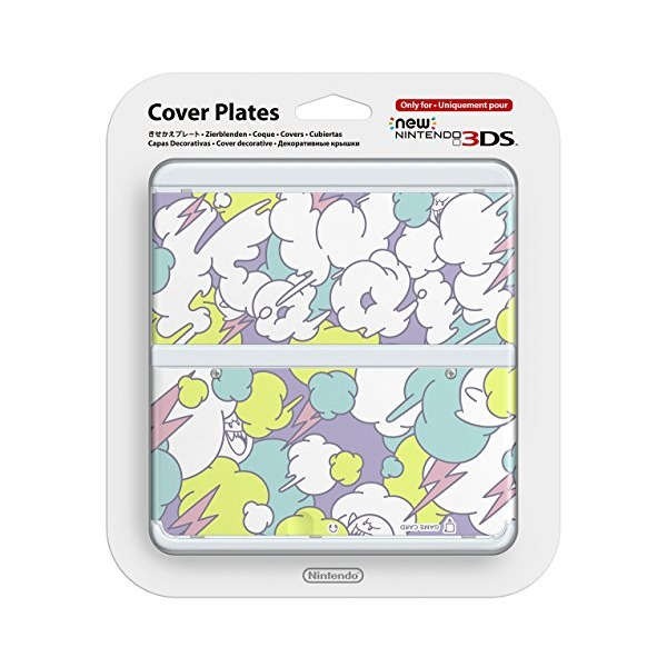 Nintendo 3DS Cover Plates No. 053 [Japan Import]